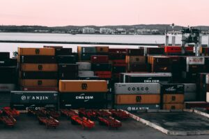 global container shortage