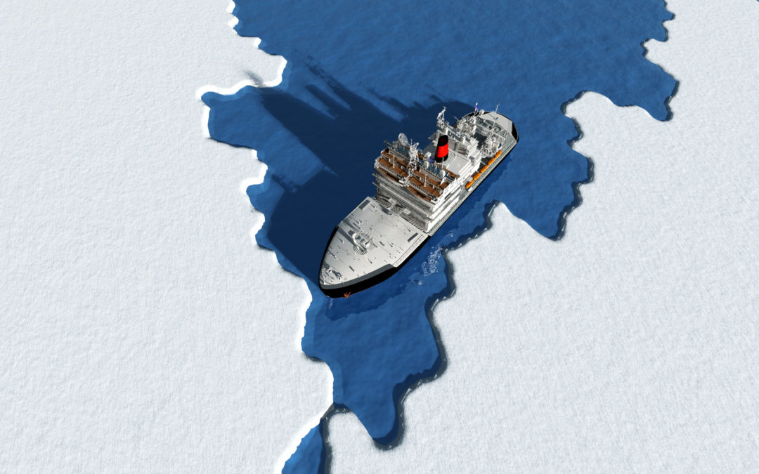 Is Arctic Maritime Travel a Possibility?