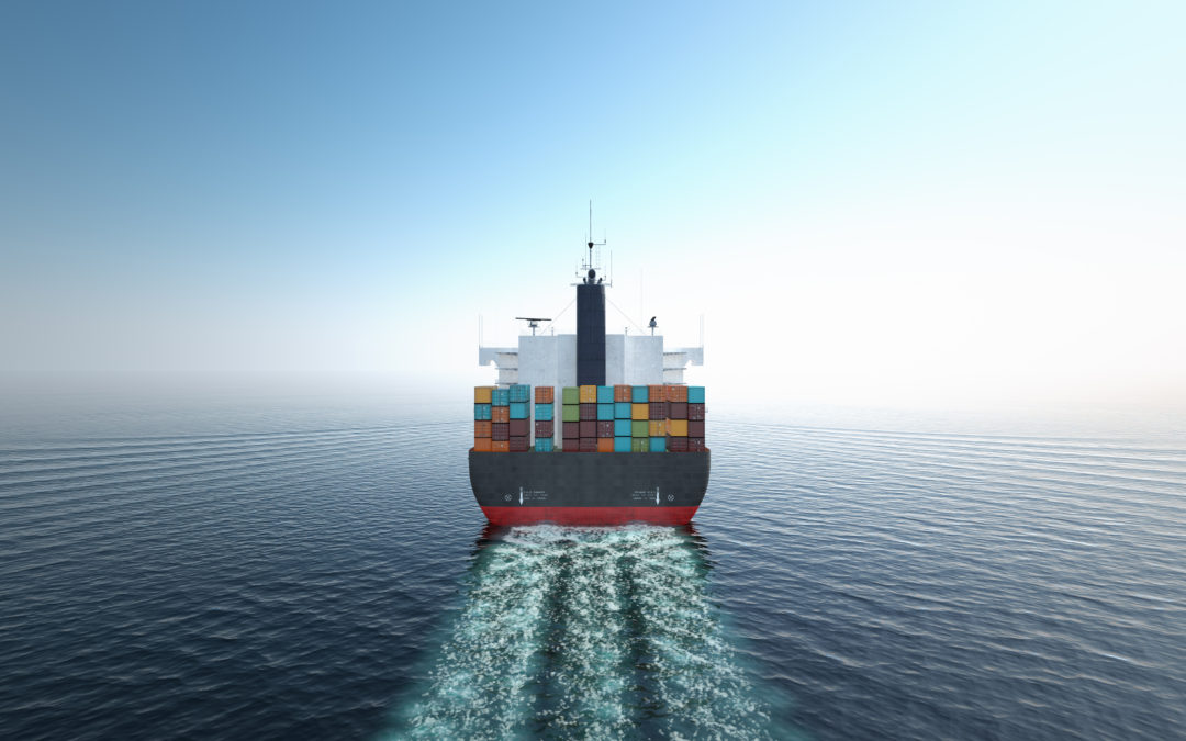 Becoming Green-Decarbonizing 50,000 Plus Ships is on the Way